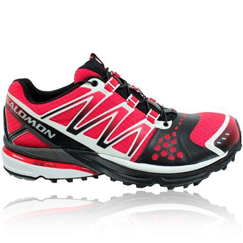 salomon xr running shoes salomon xr crossmax s trail running shoes 50