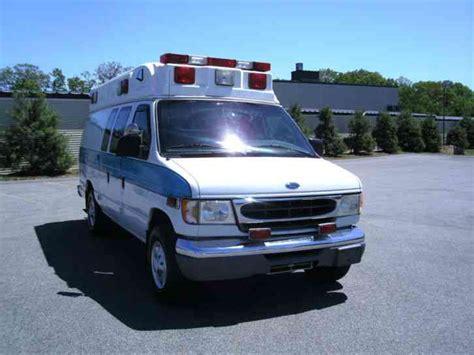ford econoline e350 1997 emergency fire trucks ford econoline e350 1997 emergency fire trucks