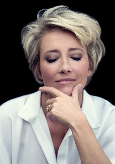 hair styles 46 year emma thompson short hairstyles 2015