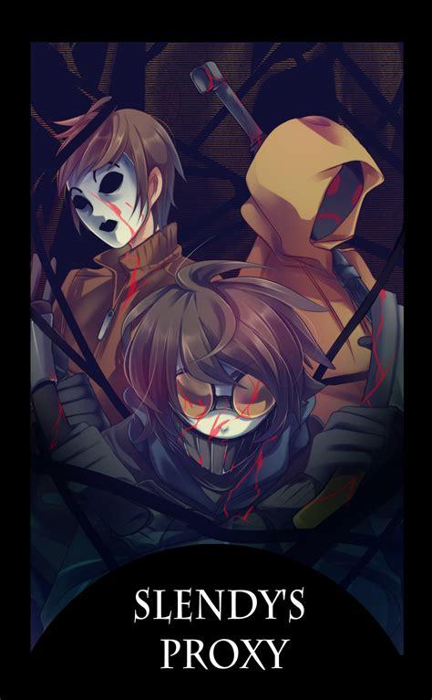 imagenes anime zerochan hoody creepypasta zerochan anime image board