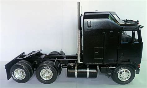 kenworth cabover models kenworth aerodyne coe 1976 my truck model kits pinterest