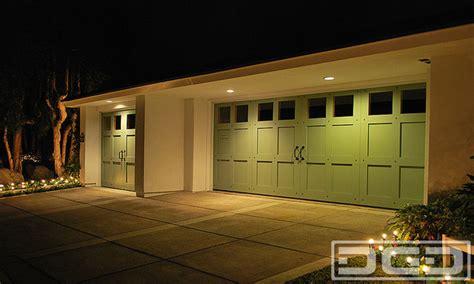 Garage Door Light by Eco Alternative Garage Doors 11 Custom Made Carriage House Style Garage Doors Eclectic