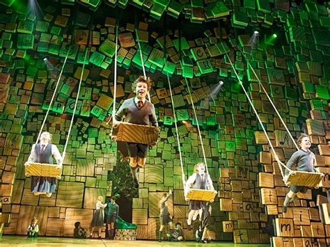swing the musical matilda will swing around the country with national tour