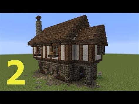 minecraft mittelalter haus minecraft tutorial kleines haus 2 mittelalterlich