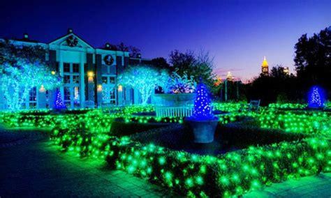 Atlanta Botanical Gardens Light Show Atlanta Botanical Garden In Atlanta Ga Groupon