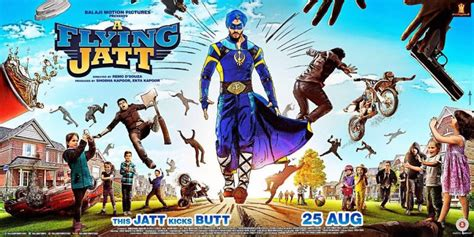 a flying jatt full movie tiger shroff s a flying jatt movie poster photos