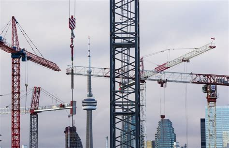 construction layout jobs toronto toronto leading the western world in high highrise