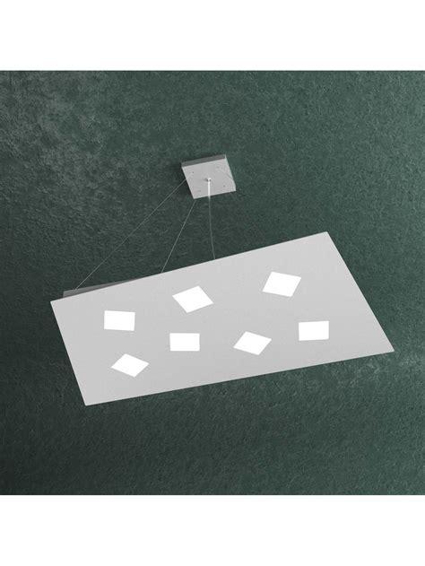 modern chandelier design 7 lights tpl 1140 s7 gray