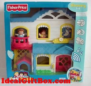 fisher price little people busy day home