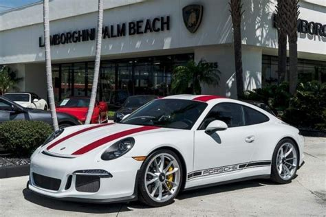 porsche 911 r for sale 2016 porsche 911 r surfaces for sale in florida