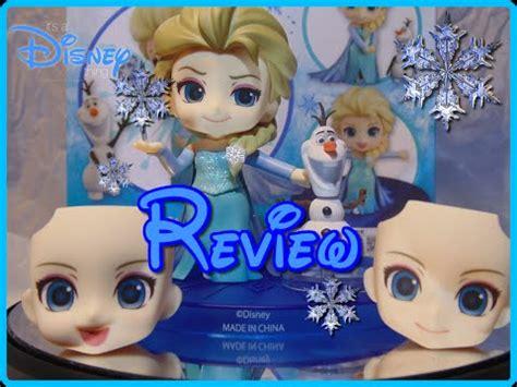 Nendroid Elsa And Frozen 475 550 Smile Company Kws nendoroid 475 elsa frozen series figure review