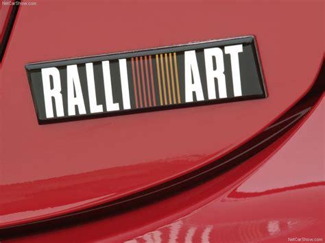 ralliart logo mitsubishi lancer ralliart picture 37 of 43 emblem