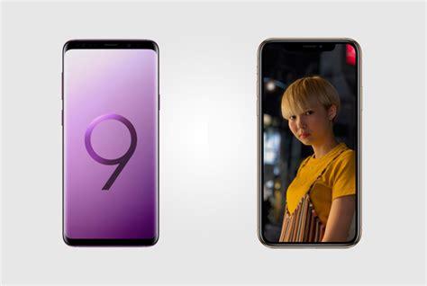 apple iphone xs vs samsung galaxy s9 ultimate smartphone showdown