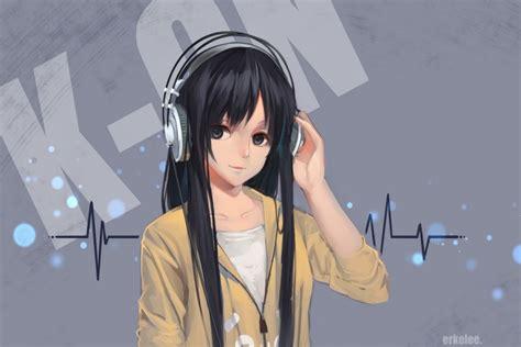 imagenes anime escuchando musica chica anime escuchando m 250 sica 78250 descarga a 1280x1024