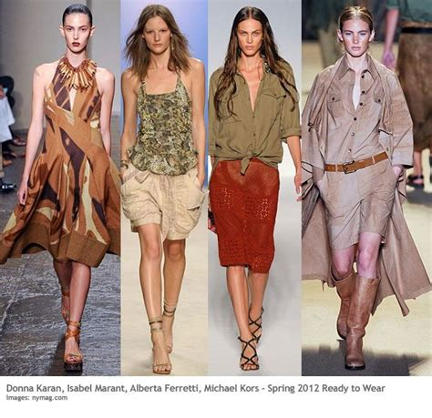Safari Trend by Loving The Safari Trend For Fashion