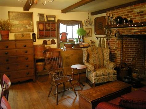 american country home decor early american primitive greatroom primitive country