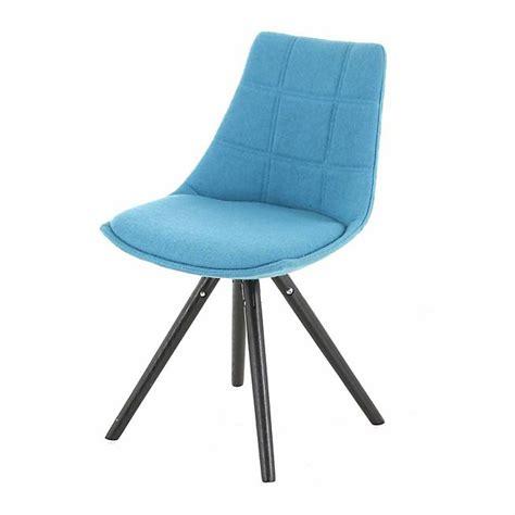 chaise bleu canard chaise bleu canard simple chaise design velours bleu