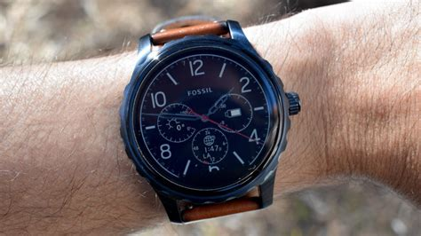 Fossil Qmarshall Brown fossil q marshal review