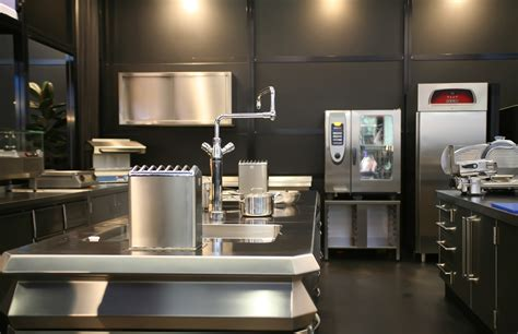 catering kitchen design ideas fabricaci 243 n a medida de mobiliario acero inoxidable para