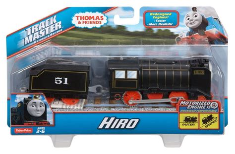 Fisher Price And Friends Motorized Railways Hiro Friends Trackmaster Motorized Railway Hiro Engine