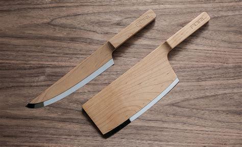 kitchen knife design maple wood kitchen knives