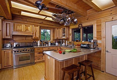 log cabin kitchen designs log cabins inside kitchen for log cabin amusing log
