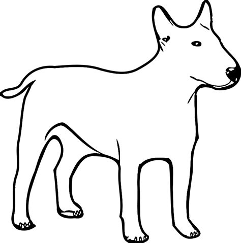 target dog coloring page bulli dog coloring page dog coloring pages org