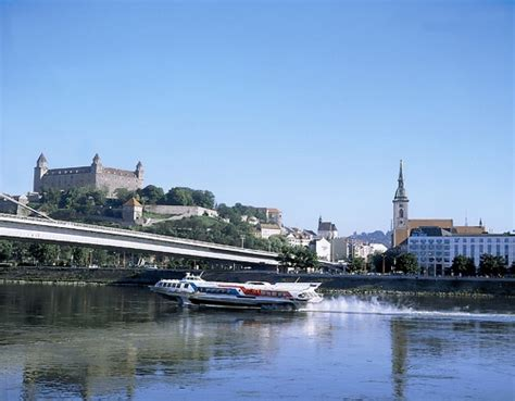 boat trip from vienna to bratislava amazing slovakia bratislava vienna by hydrofoil