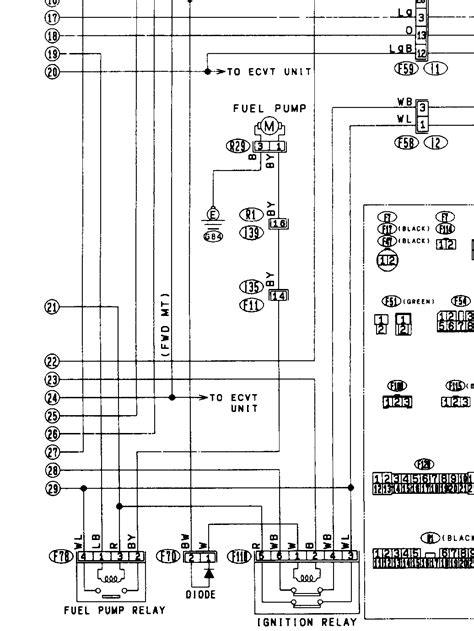 1994 subaru justy wiring diagram wiring diagram schemes 1994 subaru justy wiring diagram wiring diagram schemes