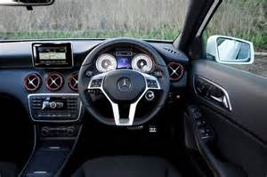 mercedes a250 4matic engineered by amg pictures auto express