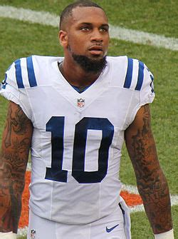 Donte Moncrief - Wikipedia Football Roster