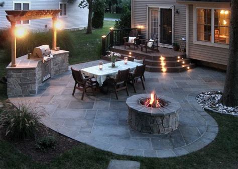 Backyard Grill Placement Best 25 Outdoor Grill Area Ideas On Patio