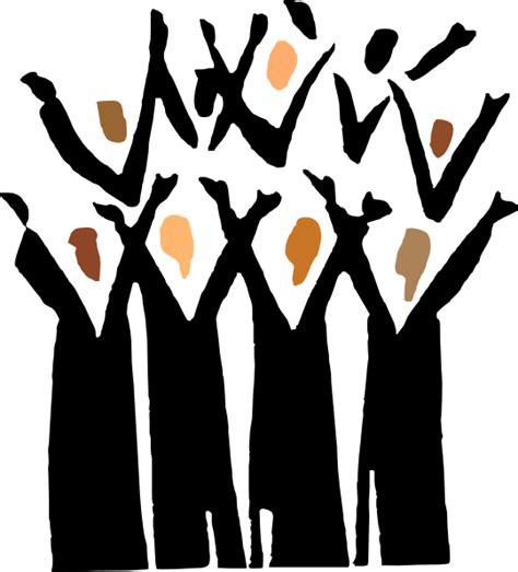 choir clipart gospel choir clip at clker vector clip