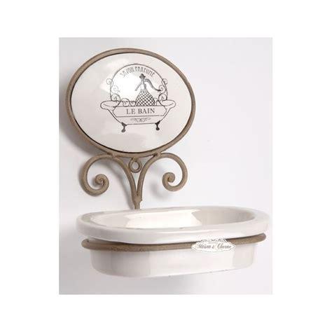 accessori bagno provenzali porta sapone ecru bagno provenzale accessori bagno shabby chic