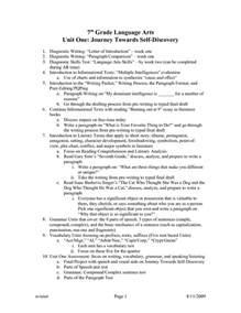 comprehension passages for class 7 icse comprehension