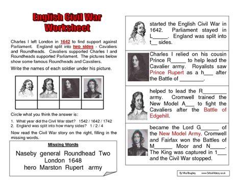 civil war 8th grade reading worksheets printables civil war worksheets messygracebook thousands