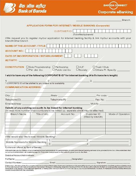 Bank Of Baroda Letter Of Credit Application Form Letter Of Credit Application Form Canara Bank