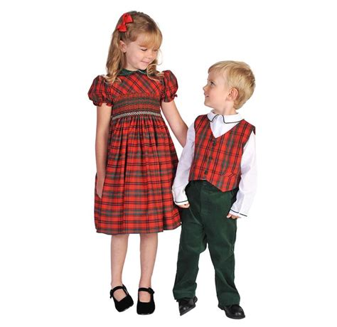 matching sister dresses for christmas 17 best images about children s plaids on vests infant and soldiers