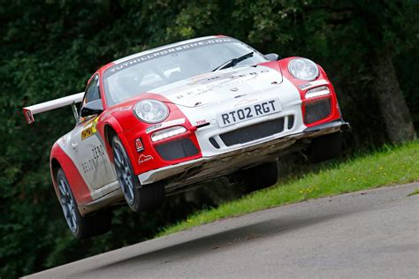 porsche rally rallying a porsche 911 history total 911