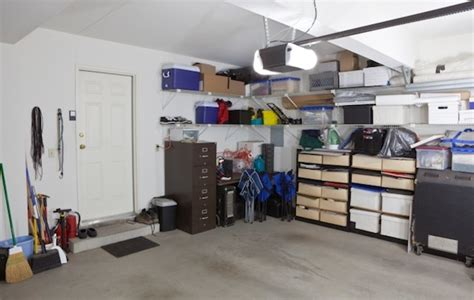 is a cluttered garage killing the sale of your home
