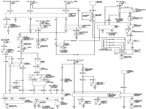 1993 honda accord tachometer wiring diagrams wiring