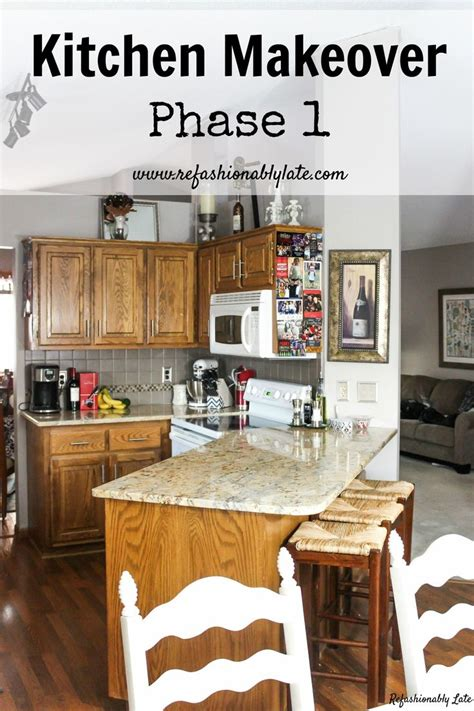 kitchen makeovers canvas painting ideas home decor wall art kitchen makeover phase 1 kitchens diy ideas and diy