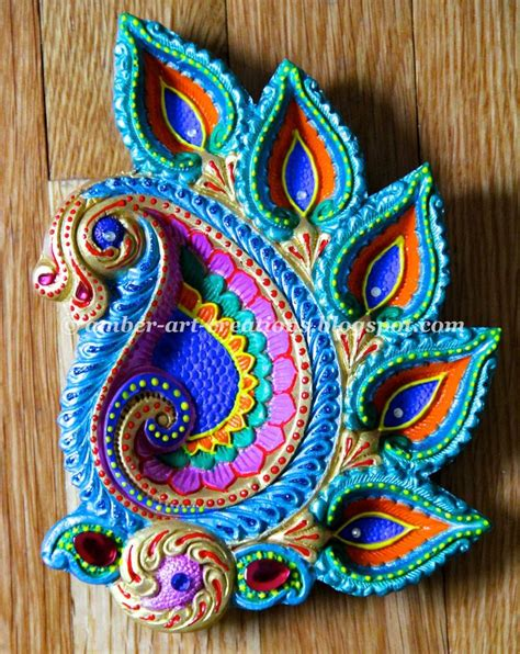 design art and craft 79 best diya design images on pinterest diwali craft