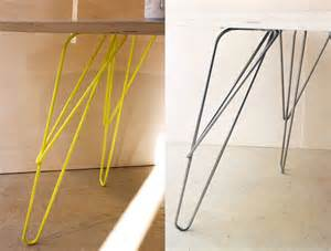 w pied de table design