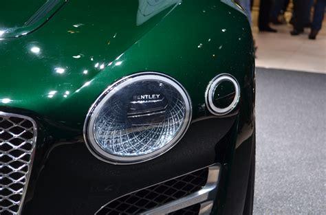 100 Bentley Exp10 Speed 6 Interior How Bentley Made