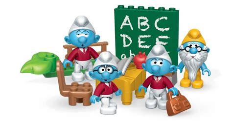 Diskon Mega Bloks Smurf 10768 Smurfs School smurfs schoolin smurfs mega bloks