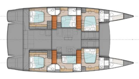 catamaran floor plans tug tradewinds cruise club guadeloupe