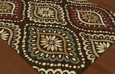 tayse rugs tayse laguna lgn5008 brown rug