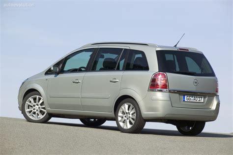 opel zafira 2008 opel zafira specs 2006 2007 2008 autoevolution