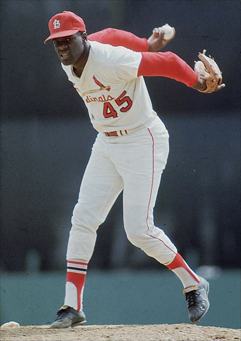 Bor Gibsum Mlb Five Most Intimidating Pitchers Of All Time